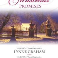 Christmas Promises anthology by Lynne Graham, Carole Mortimer, and Marion Lennox