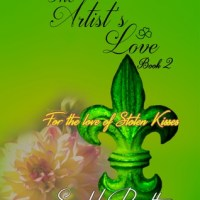 The Artist's Love (The Artist's Touch Book 2) by S.H. Pratt