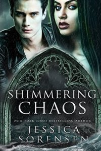 Shimmering Chaos (Enchanted Chaos #2) by Jessica Sorensen