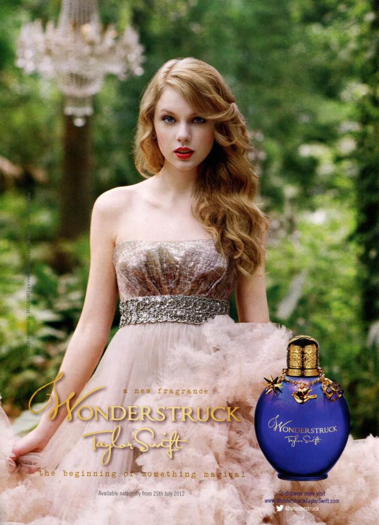 Taylor Swift Wonderstruck Perfume Celebrity Perfume