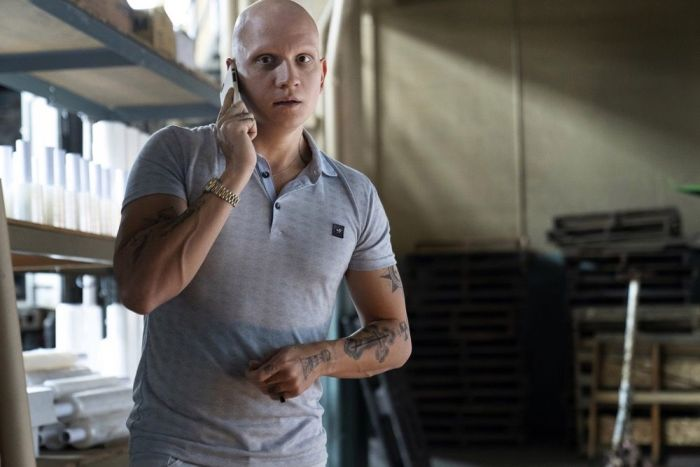Anthony Carrigan in Barry