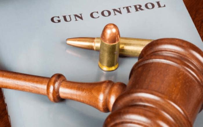Can A Felon Go To A Shooting Range Control