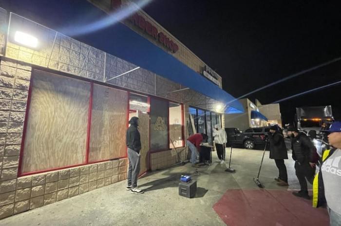 Killer Mike's Swag Shop Damage