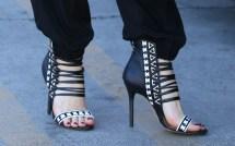 Of Gwen Stefani' Feet In High Heels