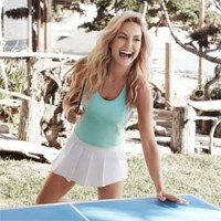 Kate Hudson on Working Out