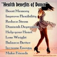 The Health Benefits of Dance