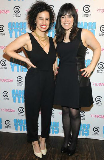 Abbi Jacobson Weight : jacobson, weight, Jacobson:, Height,, Religion,, Brother, Family