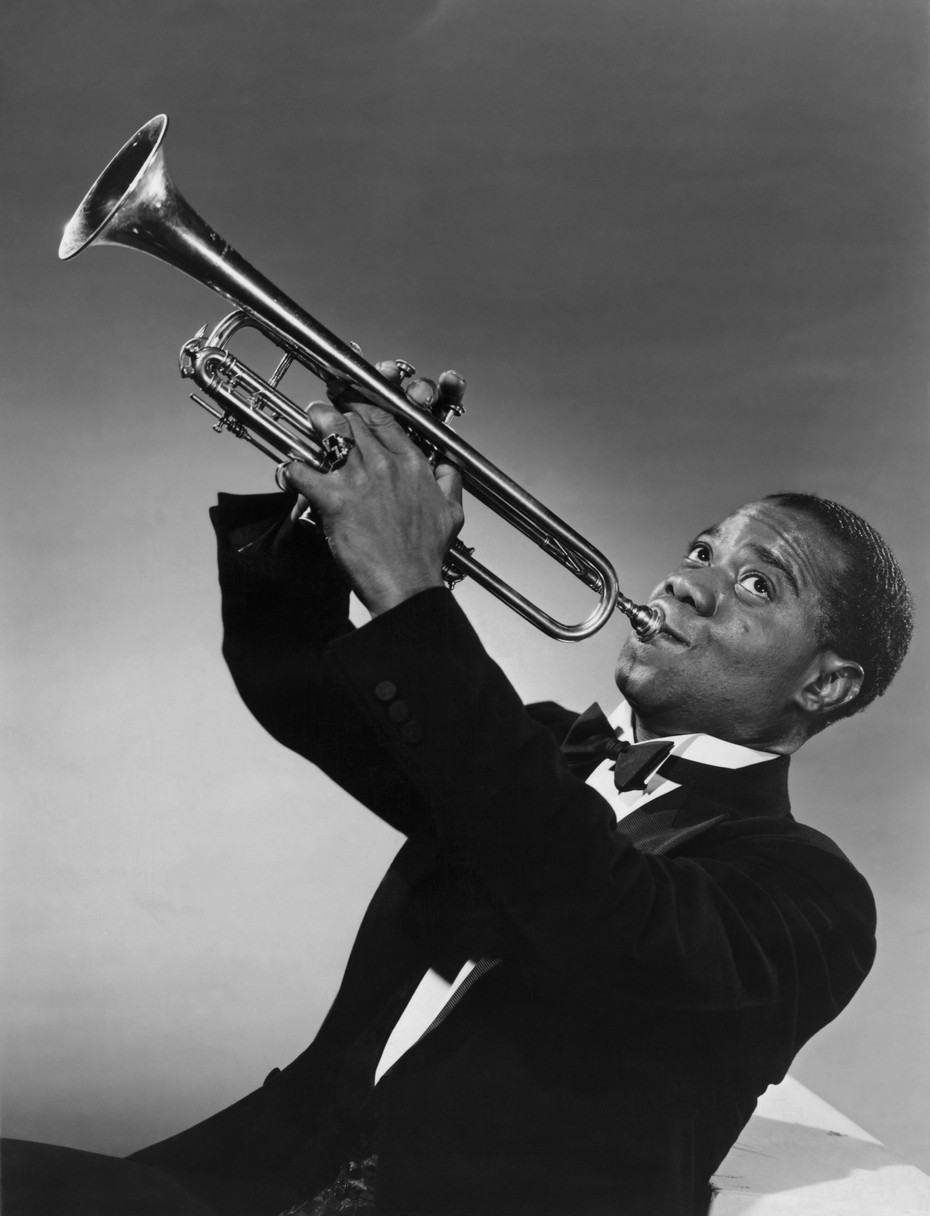 Louis Armstrong photo gallery  18 best Louis Armstrong