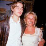 Actor Leonardo DiCaprio with his mother-Irmelin Indenbirken