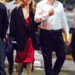 Amber and her ex boyfriend Elon Musk