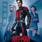 Ant Man(2015) movie poster image.