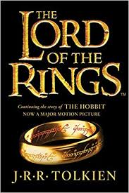 Lord of the Rings book image