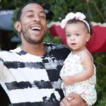 Ludacris and Cadence Gaelle Bridges