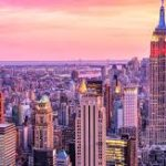 New York city image.