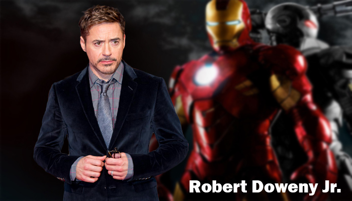 Robert Doweny jr