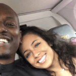 Tyrese and his wife Samantha Lee Gibson