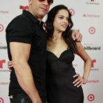 Vin Diesel and Michelle Rodriguez image.