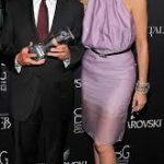michael douglas and Sharon Stone image.