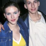 scarlett with his brother hunter johansson