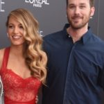Blake with her brother Eric Lively