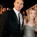 Chris Evans dated Camilla Belle