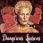 Dangerous Liaisons (1988) movie poster