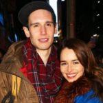 Emilia Clarke dated Cory Michael Smith