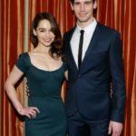 Emilia Clarke with her EX boyfriend Cory Michael Smith