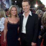 Iain Glen with his Ex wife Susannah Harker