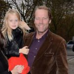 Iain Glen with his daughter Mary Glen