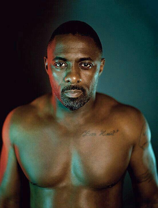 Idris Elba Tattoos : idris, tattoos, Idris, Tattoo, Chest, Celebrities, InfoSeeMedia