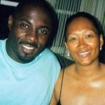 Idris Elba with his ex wife Hanne Norgaard