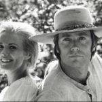 Jean Seberg And Clint Eastwood image.