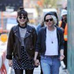 Kristen Stewart with her girlfriend Soko