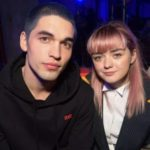 Maisie Williams dating Reuben Selby
