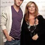 Penn Badglay and his mother Lynne Badgley