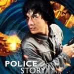 Police Story (1985) movies poster image.