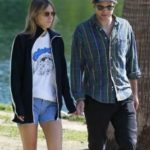 Robert Pattinson dated Suki Waterhouse