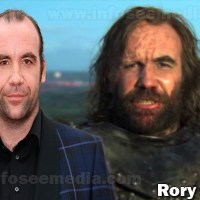 Rory McCann : Bio, family, net worth, wife, body measurements and more
