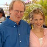 William Hurt with her daughter Jeanne Bonnaire-Hurt