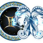 Zodiac sing gemini image.