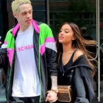 Ariana Grande dated Pete Davidson