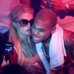 Chris Brown and Paris Hilton dated
