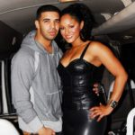 Drake and Maliah Michel dated
