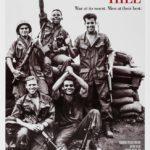 Hamburger Hill (1987) movie poster image.