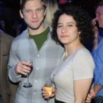 Ilana Glazer with his husband David Rooklin