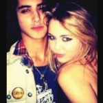 Miley Cyrus and Avan Jogia dated