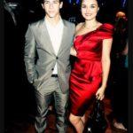 Nick Jonas and Samantha Barks dated