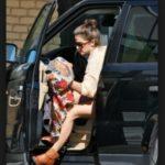 Nikki Reed car collection Range Rover