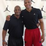 Russell Westbrook and his father both have same names